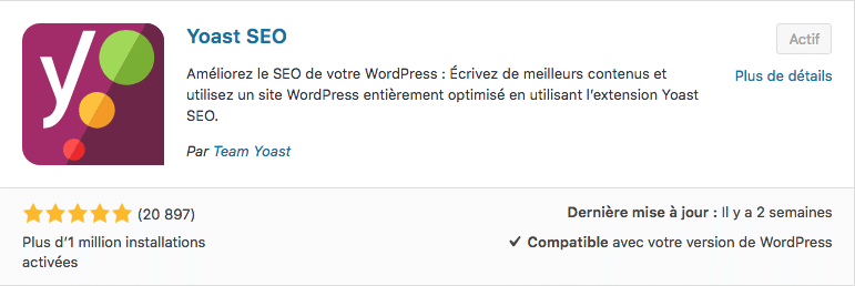 Référencer son site WordPress